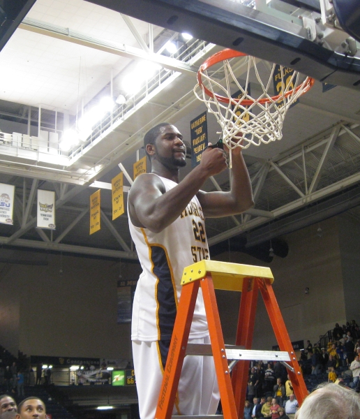 Photos of the Year: Murray State basketball 2010-11